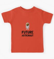 Future Astronaut Kids Tee