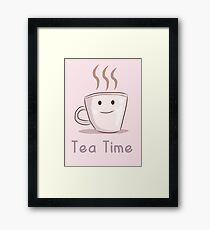 Teacup! Framed Print