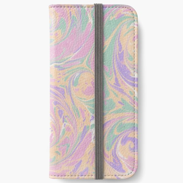 Marble no 5 iPhone Wallet