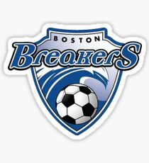 Boston Breakers Sticker