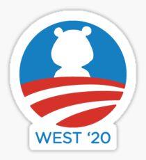 Kanye 2020 Sticker
