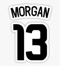 Alex Morgan #13 Sticker