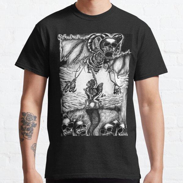Back pain, absurd art Classic T-Shirt