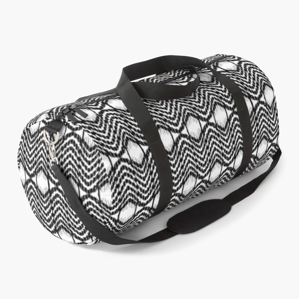Ocean Waves Duffle Bag