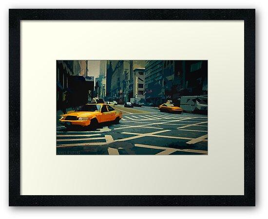 New York Street by JamesAshford