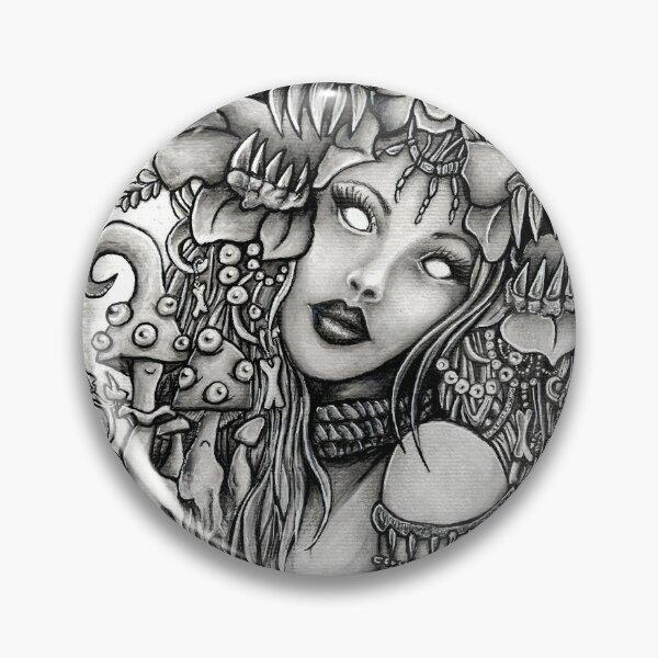 Irrgewächs, absurd Art Pin