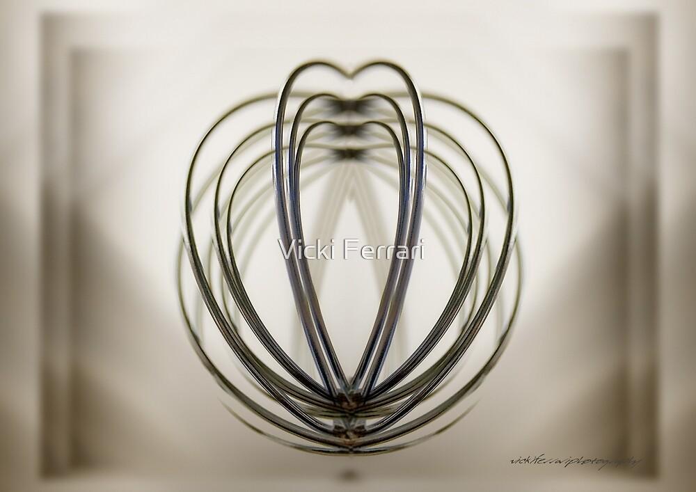 Skeletal Heart Squared © Vicki FerrarI by Vicki Ferrari