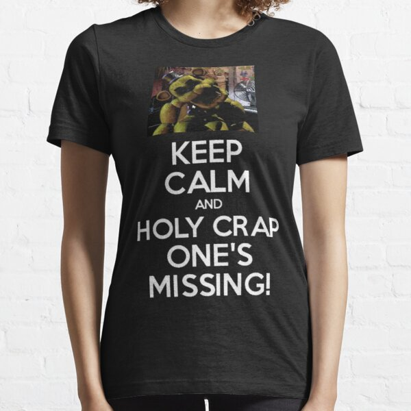 Five Nights at Freddy's: One's Missing! Essential T-Shirt
