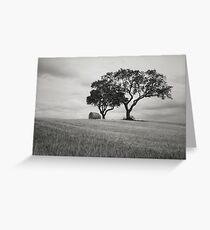 Rural Landscape 2 Greeting Card