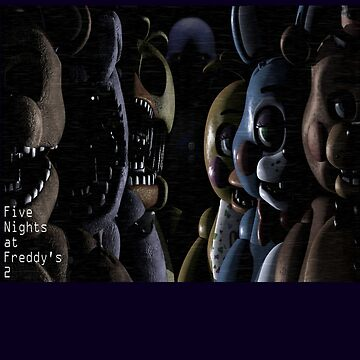 Five Nights at Freddy's 2 Gang by ArianaFaithJ