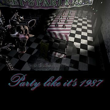 Five Nights at Freddy's 2: Party Like It's 1987 (Feat. Mangle) by ArianaFaithJ