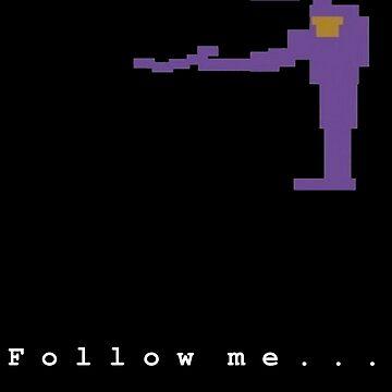 Follow Me by ArianaFaithJ