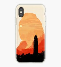 Ye Who Enter Here iPhone Case