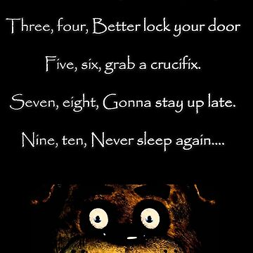 Freddy's Coming For You by ArianaFaithJ