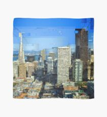 San Francisco Skyline Scarf