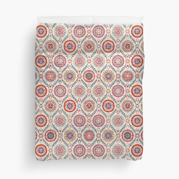 Hippy Gypsy Traditional Bohemian Moroccan Style  Duvet Cover