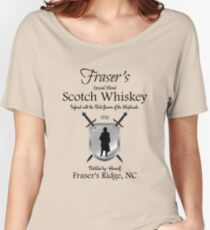 Outlander/Frasers Scotch whiskey Women's Relaxed Fit T-Shirt