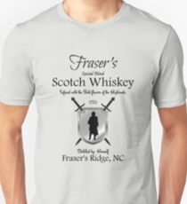 Outlander/Frasers Scotch whiskey T-Shirt