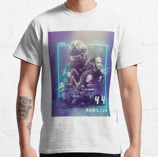 Lewis Hamilton T-shirt classique