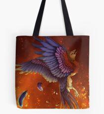 Phoenix in Fire Tote Bag