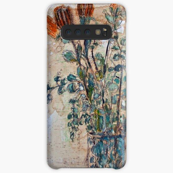 Australian flowers Samsung Galaxy Snap Case