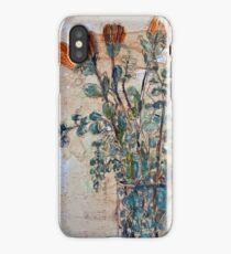Australian flowers iPhone Case/Skin