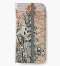 Australian flowers iPhone Wallet/Case/Skin