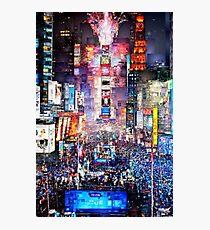 New York City - Times Square Photographic Print
