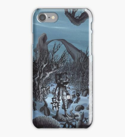 Hope (the light at the end) iPhone Case/Skin