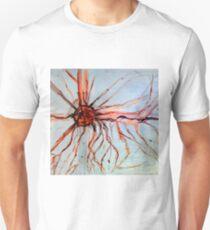 Inverted Tesla coil  Unisex T-Shirt