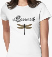 Sassenach Womens Fitted T-Shirt