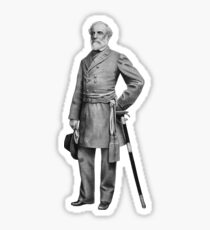 General Robert E. Lee  Sticker