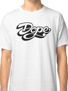 Dope - Black Classic T-Shirt