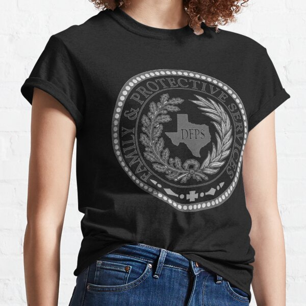 Texas Department of Family & Protective Services Classic T-Shirt