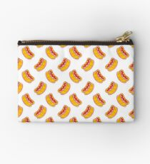 Hotdog Pattern Studio Pouch