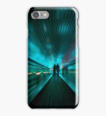 Tunnel Lights iPhone Case/Skin