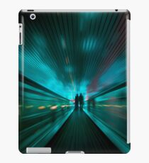 Tunnel Lights iPad Case/Skin
