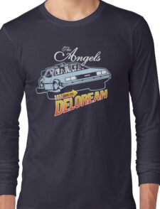 The Angels Have the Delorean T-Shirt