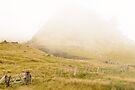 Clouded Peak by Werner Padarin