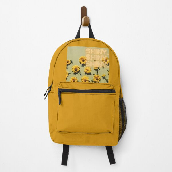 SHINY. Gift for a shiny day lover! Backpack