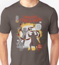 The Amazing Cyber-Man! Unisex T-Shirt