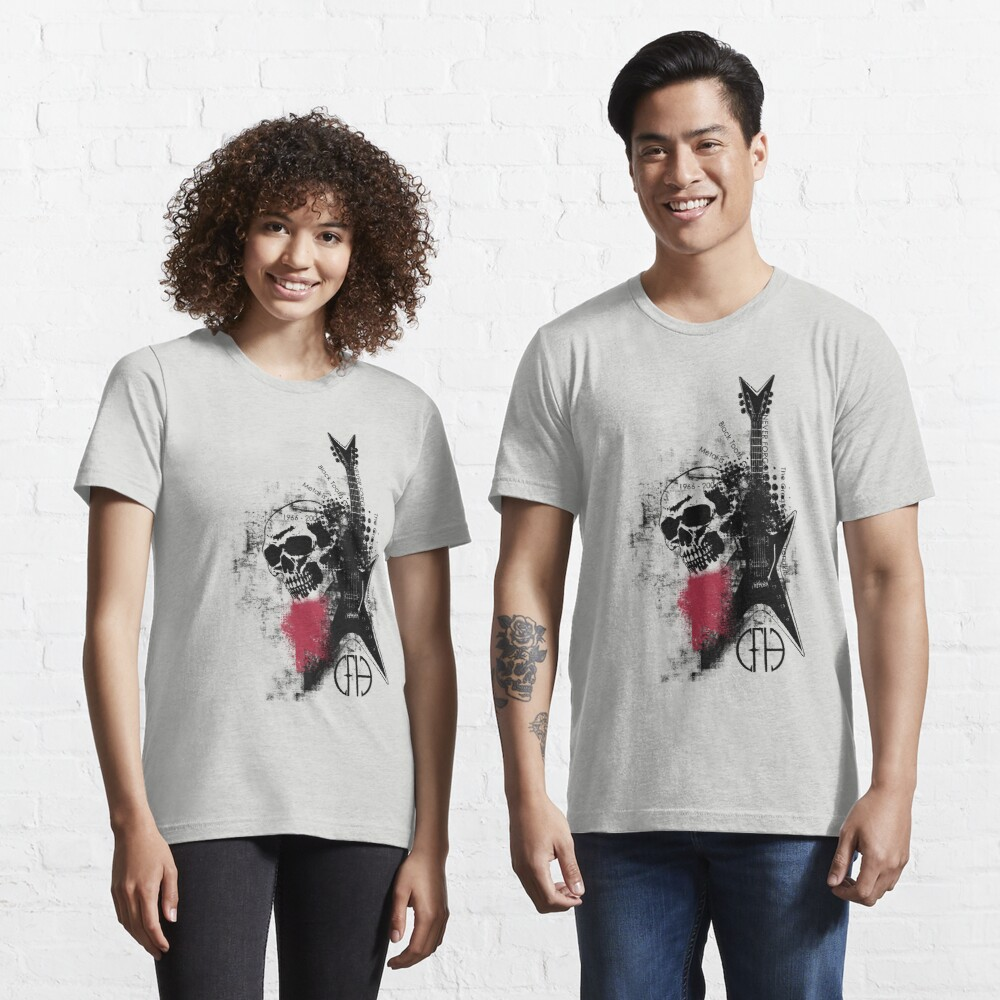 Trash Polka Dimebag Darrell Essential T-Shirt