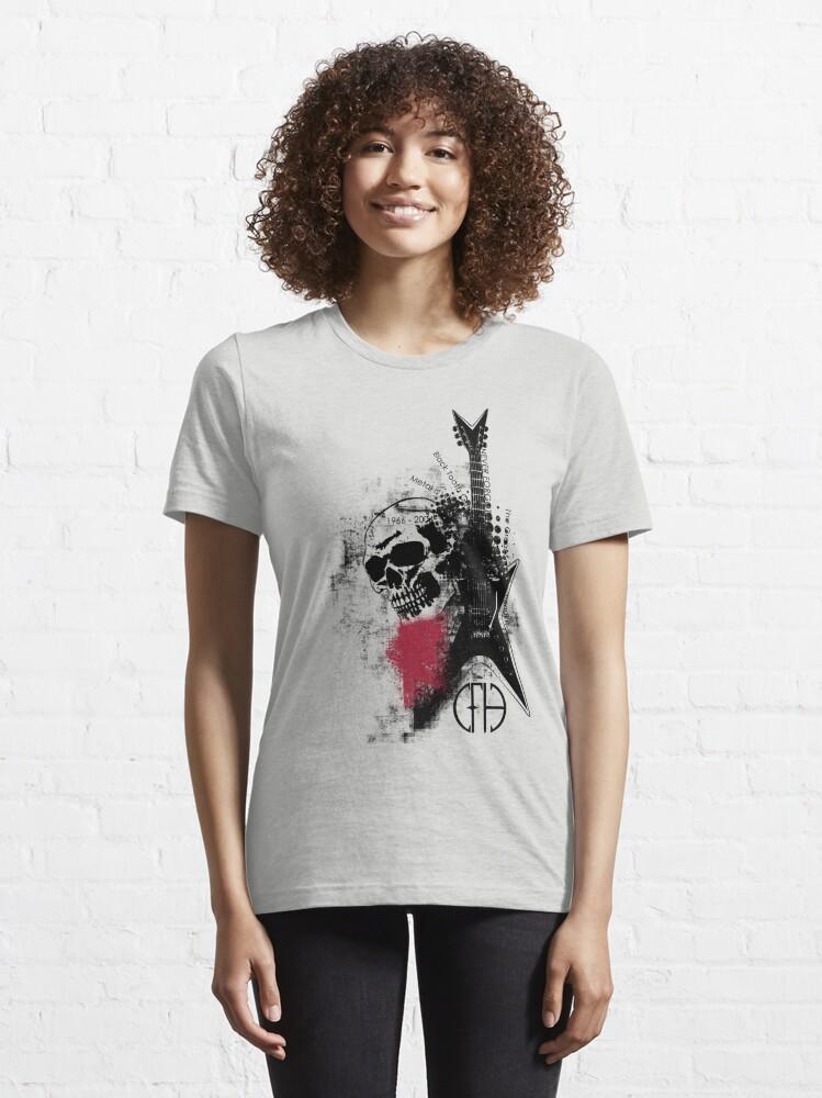 Alternate view of Trash Polka Dimebag Darrell Essential T-Shirt