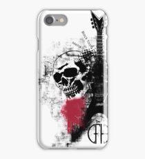 Trash Polka Dimebag Darrell iPhone Case/Skin