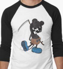 Reaper Rodent Men's Baseball ¾ T-Shirt