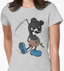Reaper Rodent Women's Fitted T-Shirt