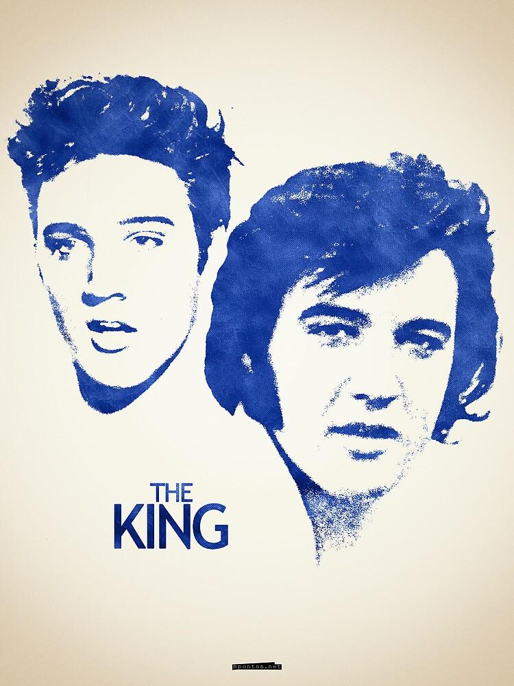 Icons - Elvis Presley by ponton