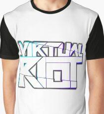 Virtual Riot Merch Graphic T-Shirt