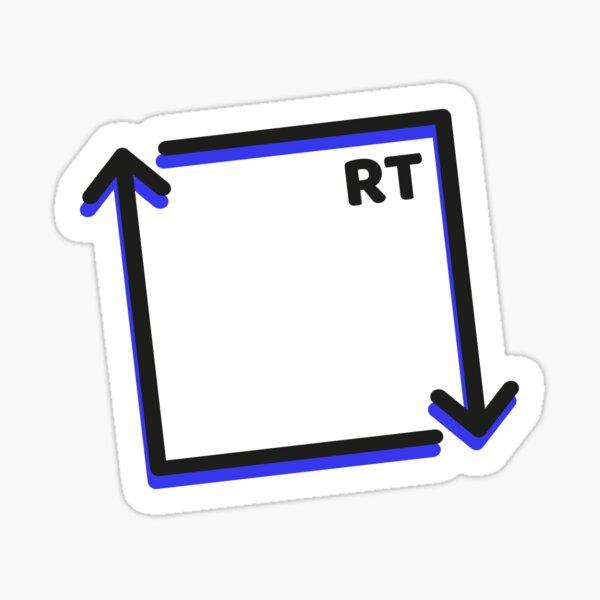 RT Sticker
