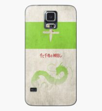 Funda/vinilo para Samsung Galaxy Ghibli Minimalista 'Spirited Away'